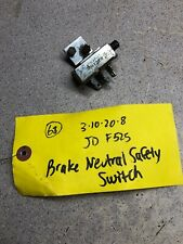 Original Engine Management 8850 Neutral Safety Switch