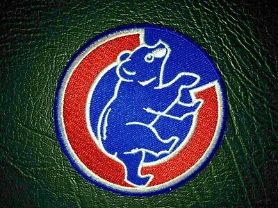 Chicago Cubs Century Jersey Patch 1916-2016 Wrigley Iron On Sew Hoodie Jacket