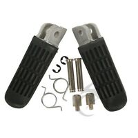 Front Footrest Foot Pegs Straight For Honda Cb750 Four 70-77 Nighthawk 82-03