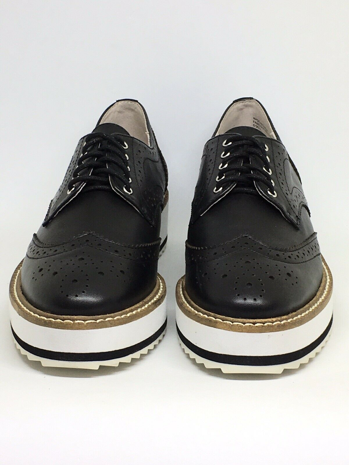 Shellys London Emma Women's Oxfords In Black UK Size 3.5, EU Size 36