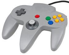 Controller GamePad Grau für Nintendo 64 N64 Klassik Controller Grey