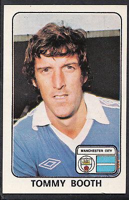 # 219 Mick Robinson-Manchester City PANINI-FOOTBALL 80