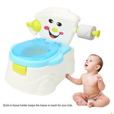 Baby Potty Lerntöpfchen Toilette Toilettentrainer Kinder WC Toilettensitz Kuh DE