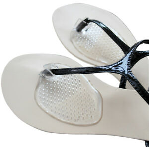 Silicone-Gel-Post-Cushions-Comfy-Sandal-Toe-Protectors-Pad-Flip-Flop-2-Pairs-CY1
