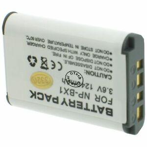 Batterie-Appareil-Photo-pour-SONY-HDR-PJ410-capacite-1260-mAh