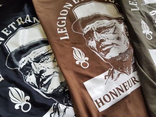 Légion etrangere m3 témája noir shirt étranger Légion France enmilieu Patria Nostra