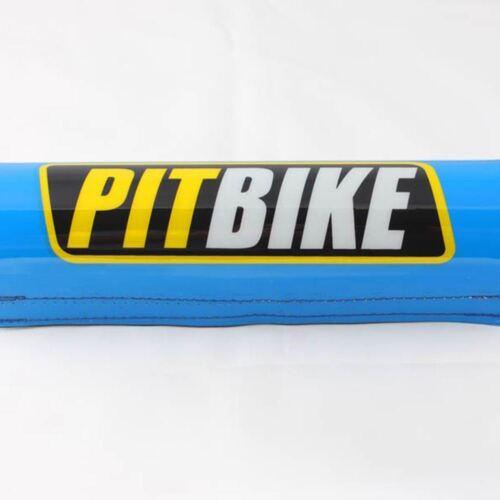 """7.9/"""" Fancy Blue Pit Bike Sponge Foam Crossbar Protection Pad"""