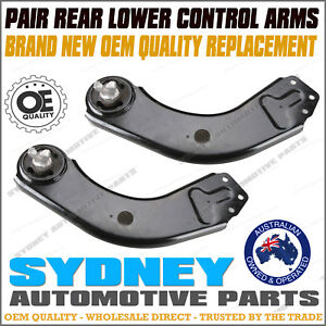 FORD-TERRITORY-SX-SY-SZ-GHIA-REAR-LOWER-TRAILING-ARM-BLADE-ARM-WITH-BUSHES