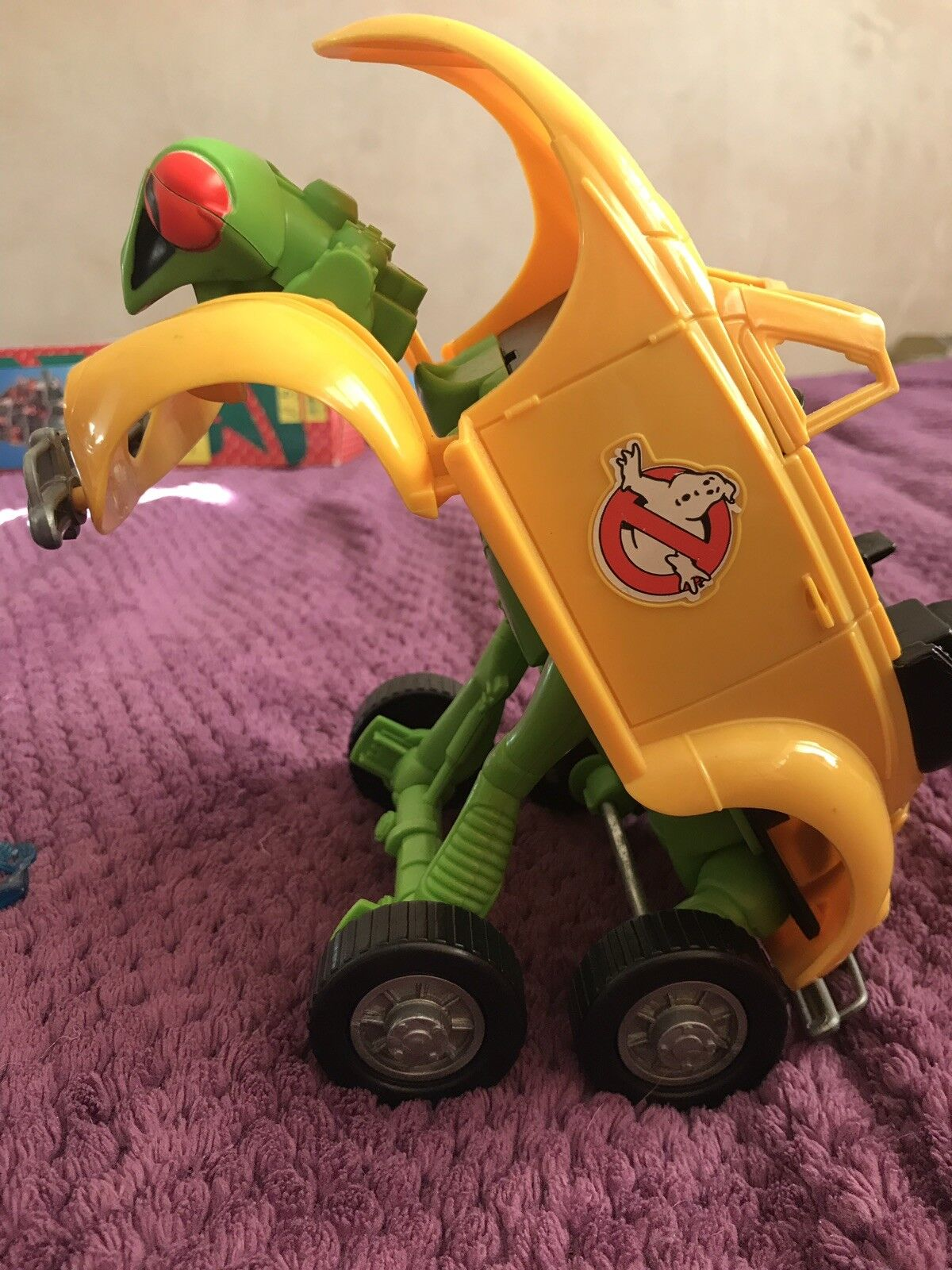Vintage, Ghost Busters, Busters, Busters, Vw Beetle, Toy, And Other Toys, All Original 364945