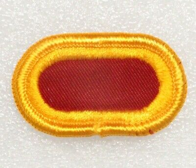 708th Maintenance Battalion cut edge Army Airborne Oval Patch
