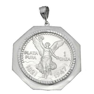Sterling Silver Centenario