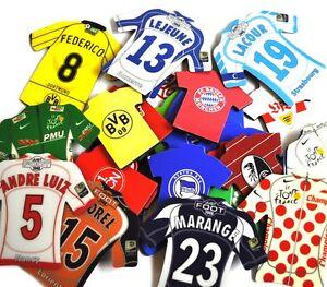Calcio-Magnete-Trikot-Form-Magneti-Frigo-Dundesliga-Club-Altri