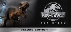 Jurassic-World-Evolution-Deluxe-Edition-PC-Steam-GLOBAL-KEY-ONLY-FAST-SENT