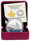 2017 Canada Glistening North Arctic Tern 1oz Silver Colorized Proof $20 SKU45907