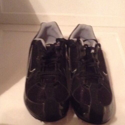 9ff308e27a9 ... Nike Zoom Zoom Zoom Rival MD Mens Sz 15 Or 14 Black Running Spike Track  Shoes ...