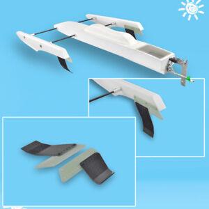 RC Pro Boat Epoxy Fiber glass FRP Outrigger Hydroplane ...