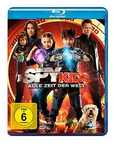Blu-ray * SPY KIDS - ALLE ZEIT DER WELT # NEU OVP §