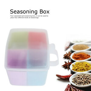 New-Kitchen-Seasoning-Box-Set-Spice-Jar-Condiment-Sugar-Salt-Storage-Container