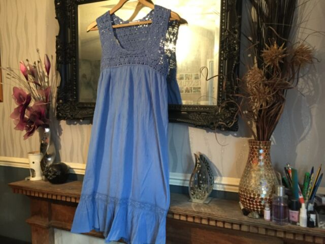 Women's Next Blue Dress Size 10