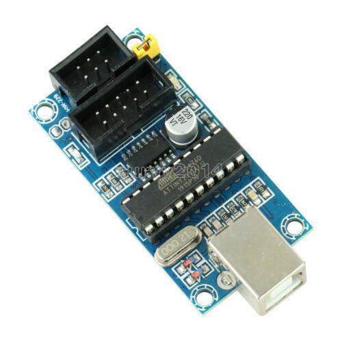 1PCS USBTiny USBtinyISP AVR ISP programmer for Arduino bootloader Meag2560