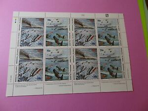MH Marshall Islands * SC 312-315 WWII * Battle of Midway * MNH * Sheet 16 * W43