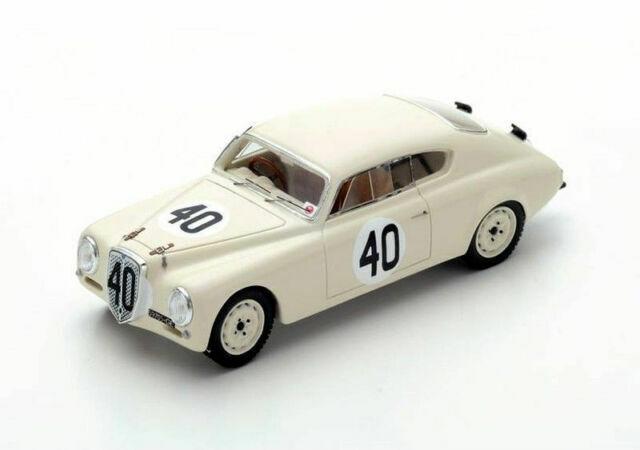 1//18 scale Tecnomodel Lancia Aurelia B20 Corsa Le Mans 24h car #39 1952 TM18-69B