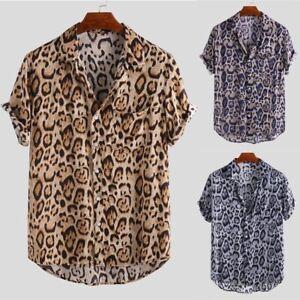 Men S Short Sleeve Dress Shirt Casual