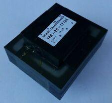 Signal Transformer 12va 480240 Vac Input X 240120 Vac Output 14a 20 1713a