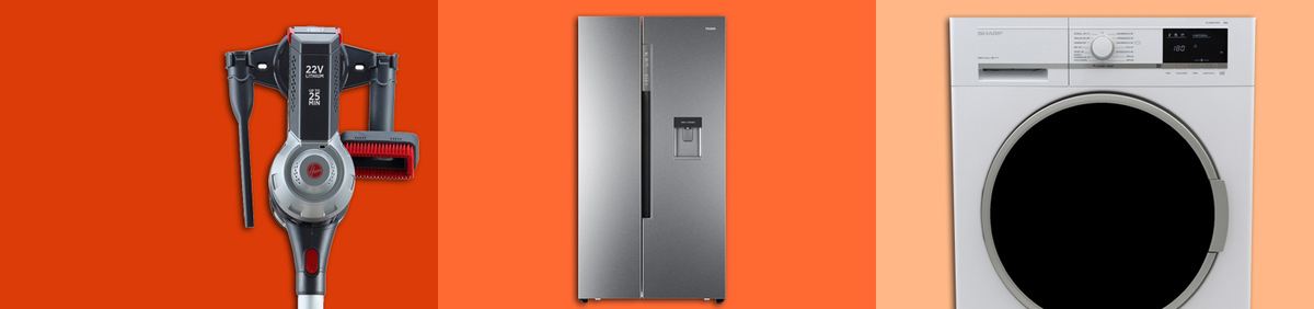 Aktion ansehen Bis zu -60% ggü. UVP auf Haushaltsartikel Staubsauger, Kühlschränke, Waschmaschinen uvm