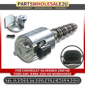 Solenoid Turbo Actuator For Chevy Silverado Express GMC Sierra 2500 3500 HD 6.6L