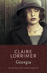Georgia-Lorrimer-Claire-Very-Good-condition-Book