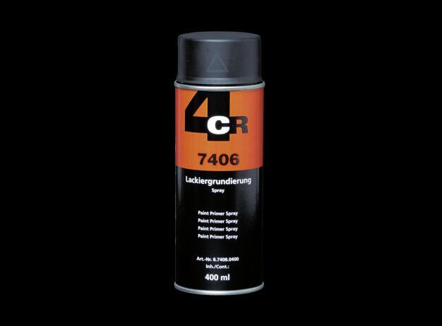 400ml Haftgrund grau 7406 Grundierung Spray 4CR Füller Primer