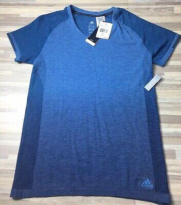 adidas Damen Primeknit Wool Dip Dye Laufshirt