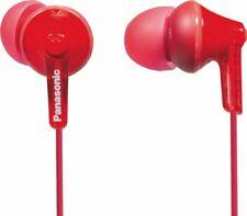 Artikelbild Panasonic RP-HJE 125 E-R Rot In Ear Kopfhörer OVP *NEU*