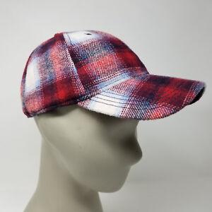 GAP + Pendleton Wool Plaid Baseball Cap Unisex One Size Fitted Hat ... c49c4113a44