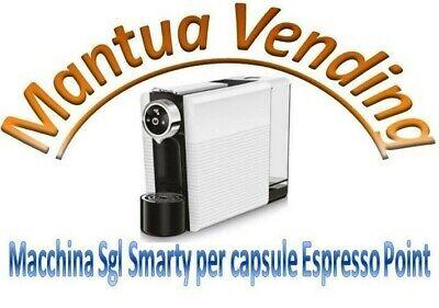 Macchina Sgl Smarty per caffè in capsule Espresso Point e compatibili