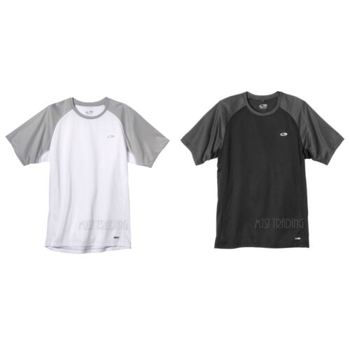 Details about  /NWT C9 by Champion Men Premium Colorblock Running T-shirts Lightweight Tee S