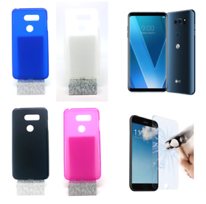 PT-Case-Cover-Gel-TPU-Silicone-LG-V30-4G-6-034-Optional-Protector
