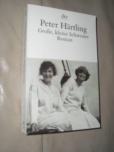 1 von 1 - Peter Härtling: Große, kleine Schwester