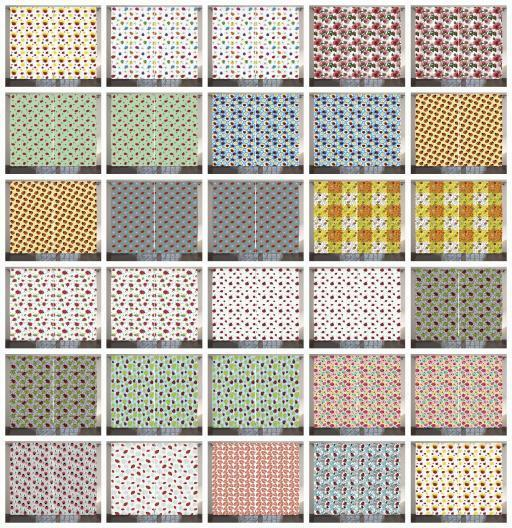 Ladybugs Curtains 2 Panel Set Decor 5 Dimensiones Available Window Drapes