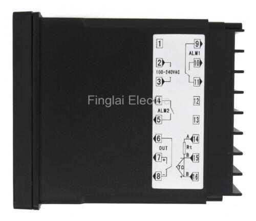 REX-C410 96*48 AC 100-240V digital PID temperature controller