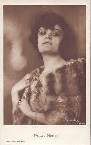 Pola-Negri-Ross-Star-Postcard-Ak-D-184