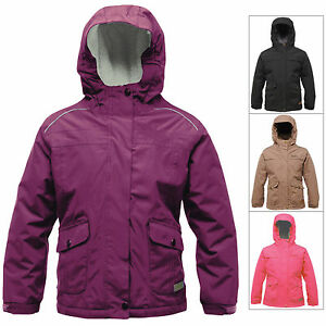 Regatta-Girls-Waterproof-Mintaka-Jacket-With-Fleece-Lined-Hood-Warm-Winter-Coat