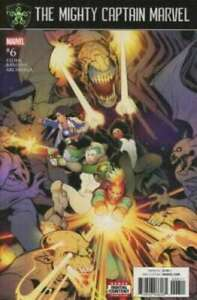 Mighty-Captain-Marvel-6-Marvel-Comic-1st-Print-2017-NM