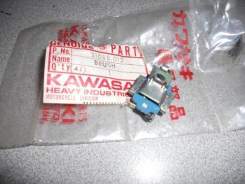 NOS Kawasaki 1973-75 H1 1976 KH500 Carbon Brush 21088-013