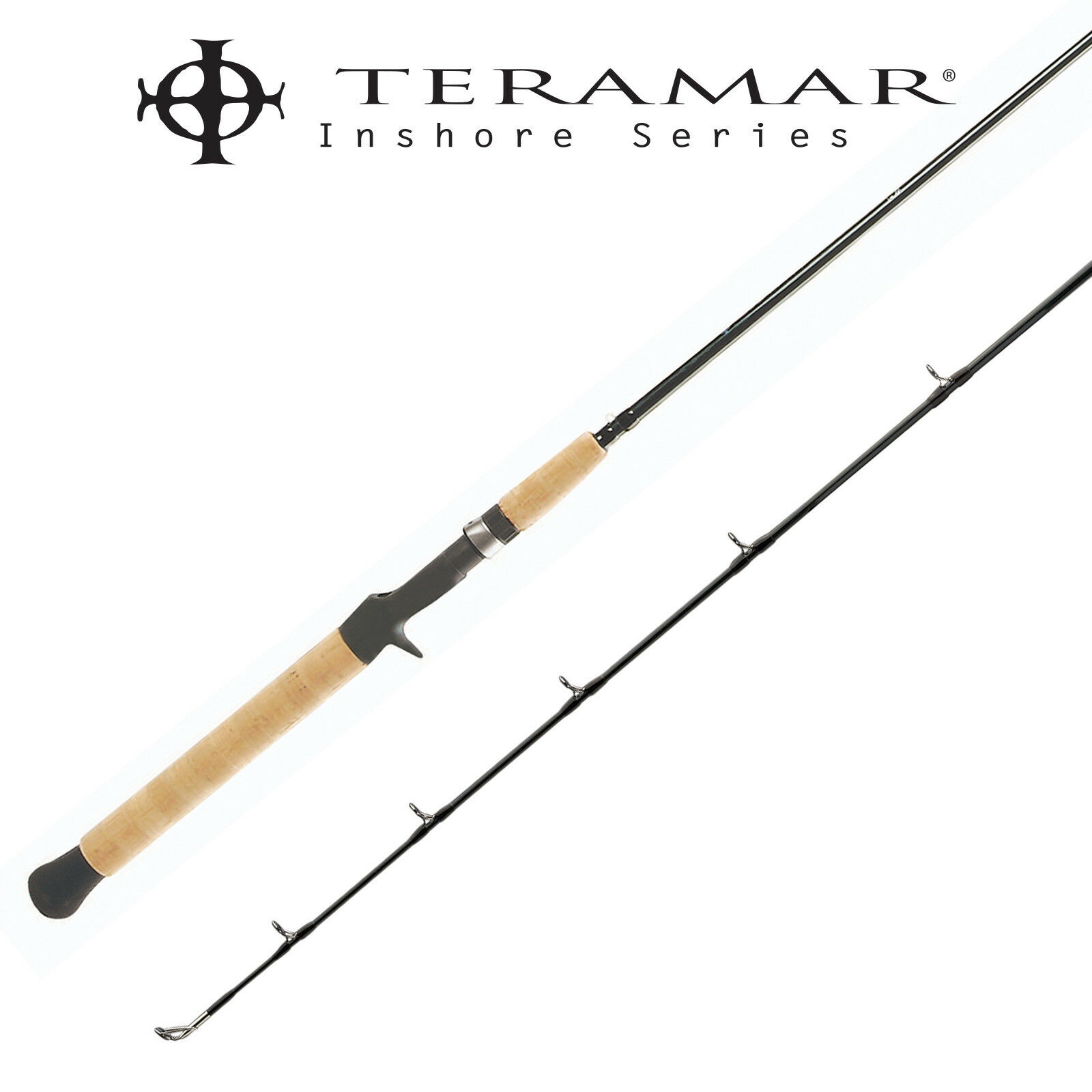 Shimano Teramar SE Inshore Casting Rod Rod Rod TMCX70H 7'0  Heavy 1pc 40a0b4