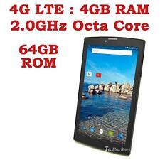 "NEW TECA 706B 4G LTE ANDROID 5.1 OCTA CORE 4GB-RAM 64GB 7"" GPS TABLET PHONE x"
