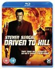 Steven Seagal Driven to Kill 2009 Mega Violent Action / Thriller Blu-ray