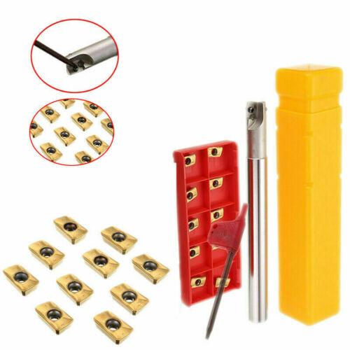 BAP 300R C14-14-130 Indexable Milling Cutter+APMT1135PDERDP Inserts Part Set Kit