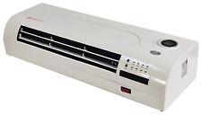PREM-I-Air 2kW PTC SOPRA PORTA riscaldatore/ventilatore con telecomando e timer EH1464